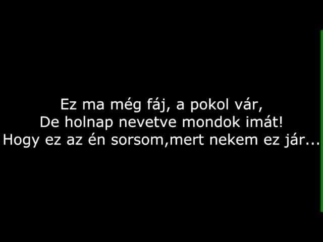 Majka Curtis BLR ft Pápai Joci - Nekem ez jár Lyrics