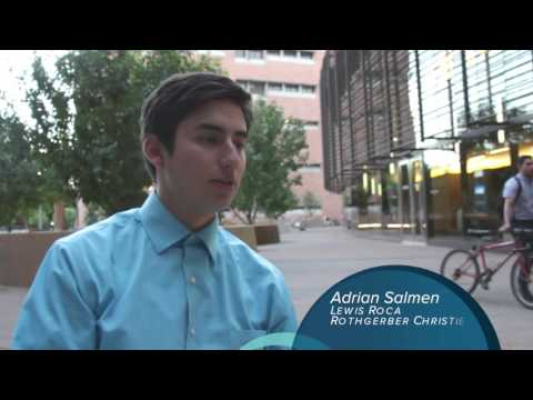 ASU Profile: Working at a Law Firm as an Undergraduate