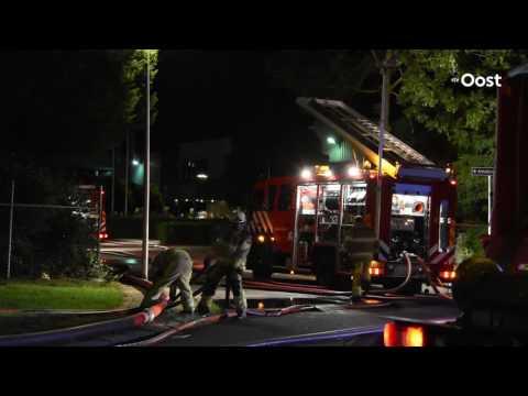 Zeer grote brand in Deventer (UPDATE)