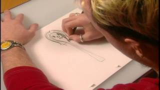 VeggieTales: How to Draw Esther