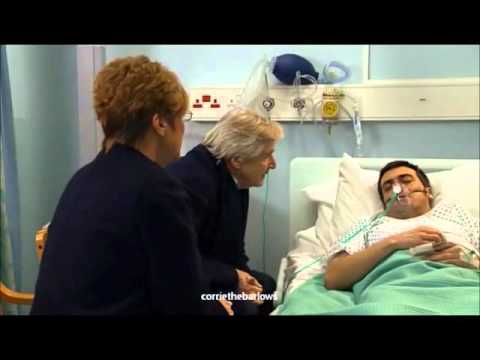 Coronation Street Peter Scenes 30th March 2009 Episode 2