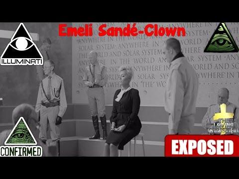 Emeli Sandé Clown Music Video Illuminati Exposed