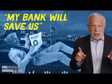 Robert Reich: How CEOs Are Ruining America