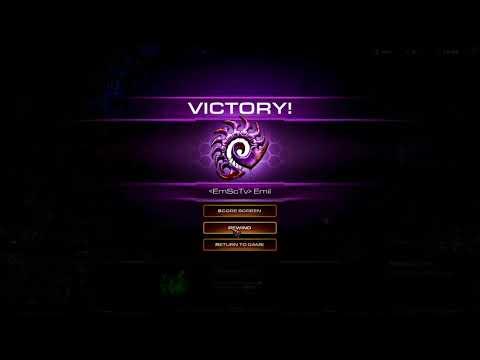 Uczymy się Starcrafta 2  #4 - Poznajemy Zerga!