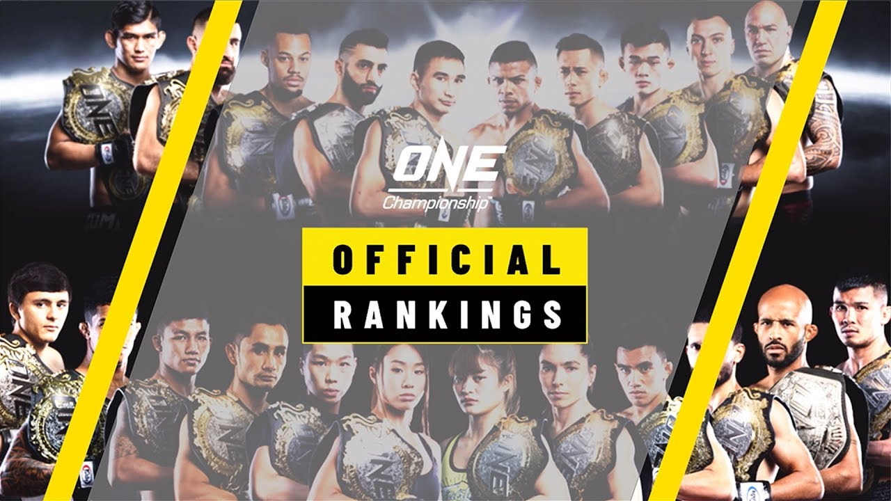 Chatri Sityodtong & Miesha Tate Break Down ONE Championship Rankings