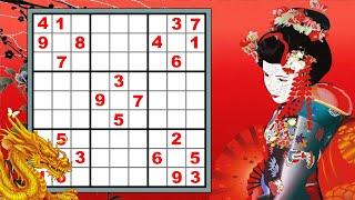 Судоку «Чет-Нечет». Сложные Судоку. Как решать Судоку «Чет-Нечет». Решаем Судоку. Odd-Even Sudoku.