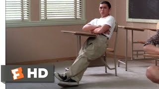 Stand and Deliver (1988) - Accused of Cheating Scene (8/9) | Movieclips