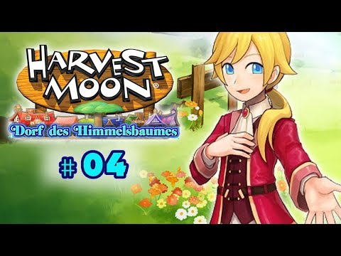 Make 🌳 Harvest Moon: Dorf des Himmelsbaumes • Lets Play #04 【 Deutsch 】 - Der freundliche Felix Images