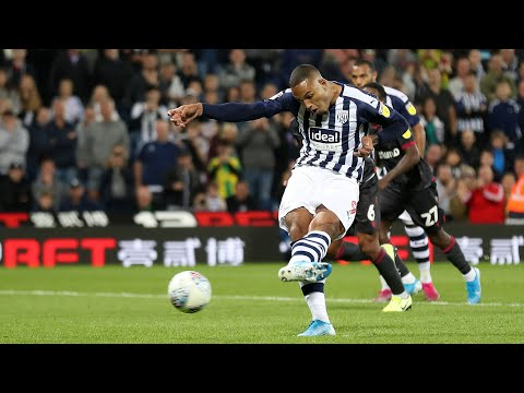 West Bromwich Albion v Reading highlights