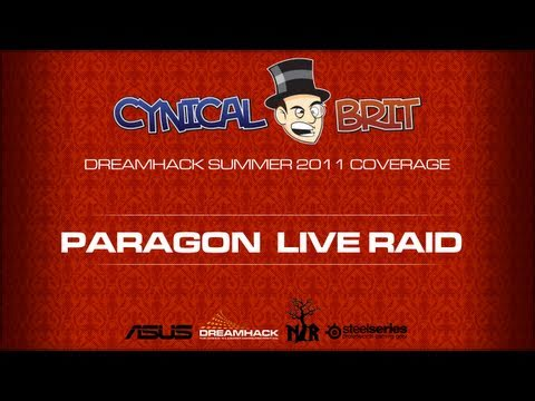 DreamHack 2011 : Paragon Live Raid - Heroic Blackwing Descent - Part 2