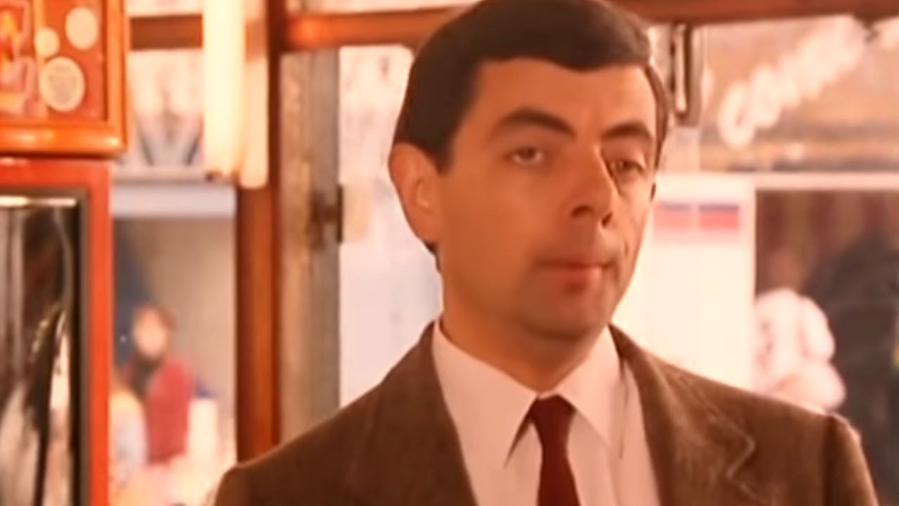 Bean Bean Bean | Funny Compilation | Classic Mr. Bean