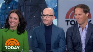 Julia Louis-Dreyfus Talks About New Movie 'Downhill'   TODAY