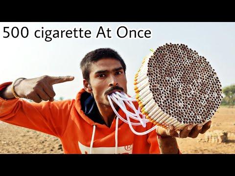 500 सिगरेट पीने के बाद क्या होगा - What Will Happen After Smoking 500 Cigarettes