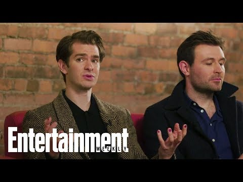 'Angels In America's' Andrew Garfield & Cast On Play's Timely Broadway Return | Entertainment Weekly