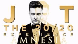 Justin Timberlake - Amnesia (Audio)