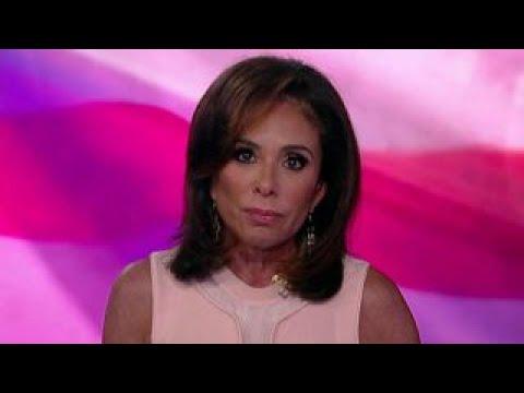 Judge Jeanine: Where is GOP establishment support of Trump?
