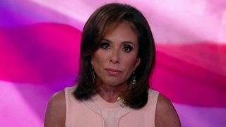 Judge Jeanine: Where is GOP establishment support of Trump?