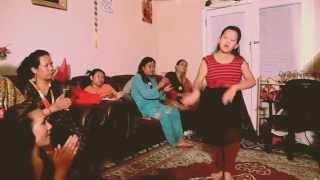 Choli ramro Palpali Dhakako: Group Dance ( Reshika Gurung )