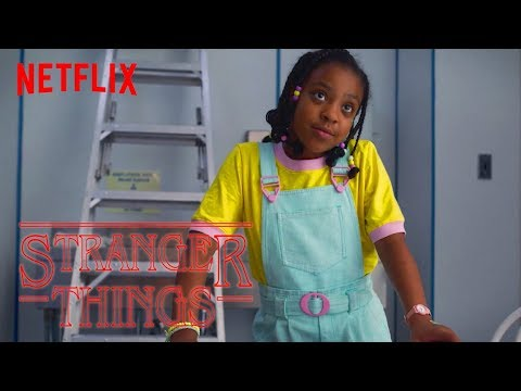 The Best of Erica From Stranger Things  Netflix