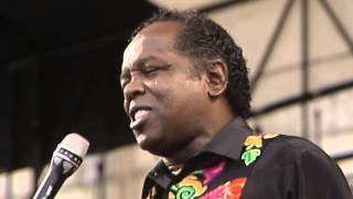 Lou Rawls - Tobacco Road - 8/18/1991 - Newport Jazz Festival (Official)