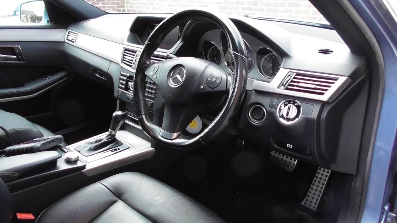 Mercedes E Class W212 OBD2 Port Location Guide