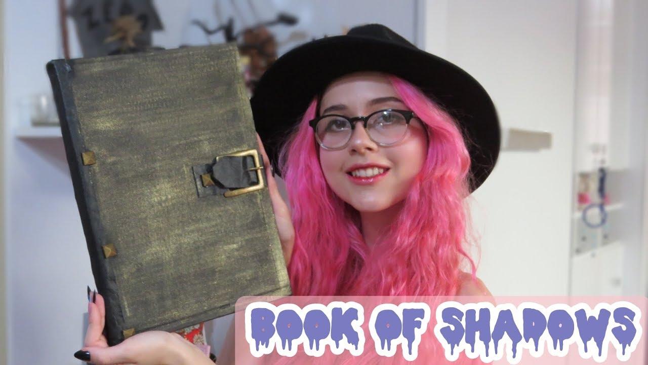 BOOK OF SHADOWS: O QUE É? COMO FAZER? O QUE ESCREVER? | Wicca para Iniciantes