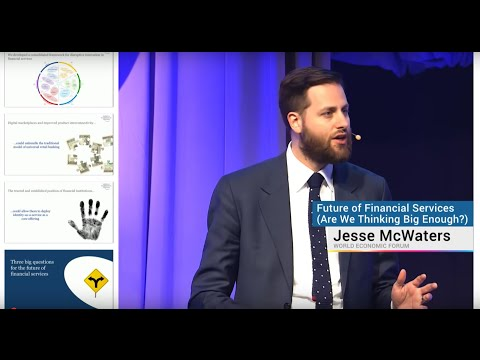 Future Of Financial Services | Jesse McWaters | Exponential Finance