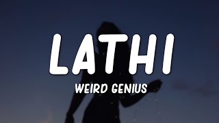 Weird Genius - LATHI (Lyrics / lirik) ft. Sara Fajira