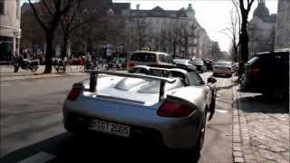 Porsche Carrera GT - RIDE + REVs + V10 Orgy