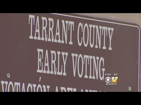 Texas AG Investigating Claims Of Voter Fraud In Tarrant County