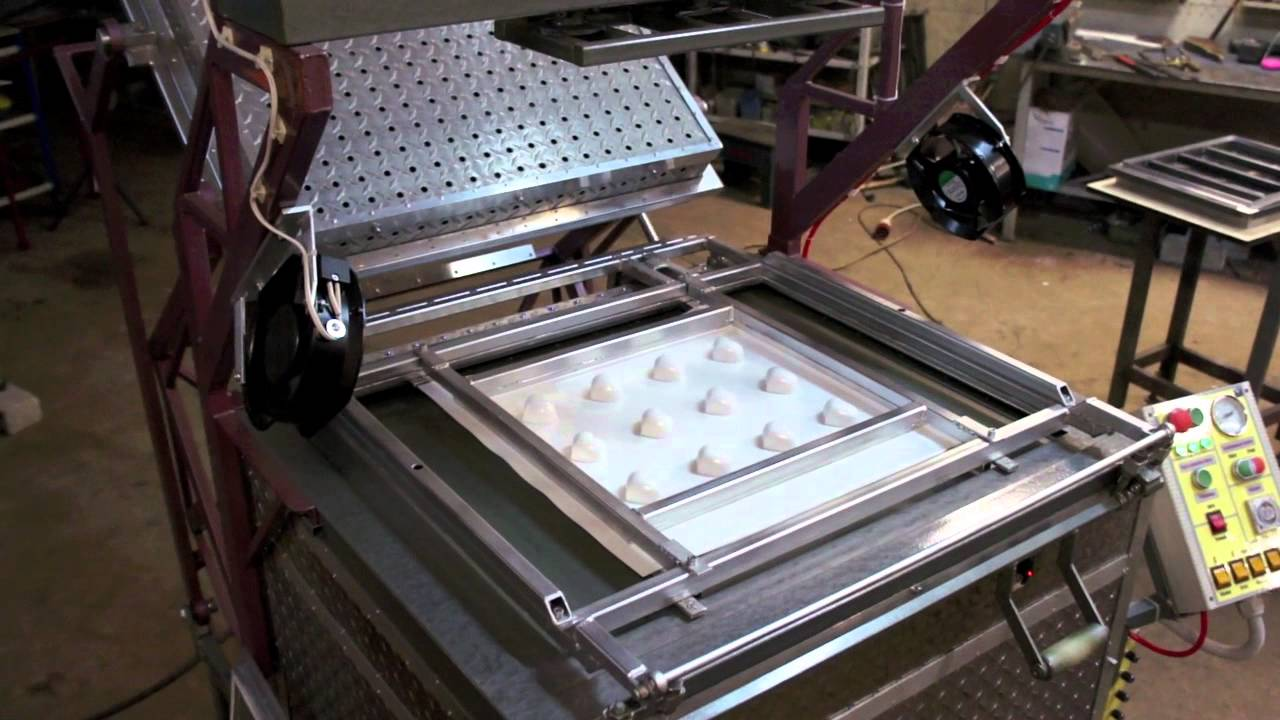Вакуумный аппарат для изготовлении форм вакуумный упаковщик использование