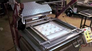 Вакуум формовочный станок изготовление форм для мыла формы для шоколада (Vacuum forming equipment)(, 2014-01-22T18:54:19.000Z)