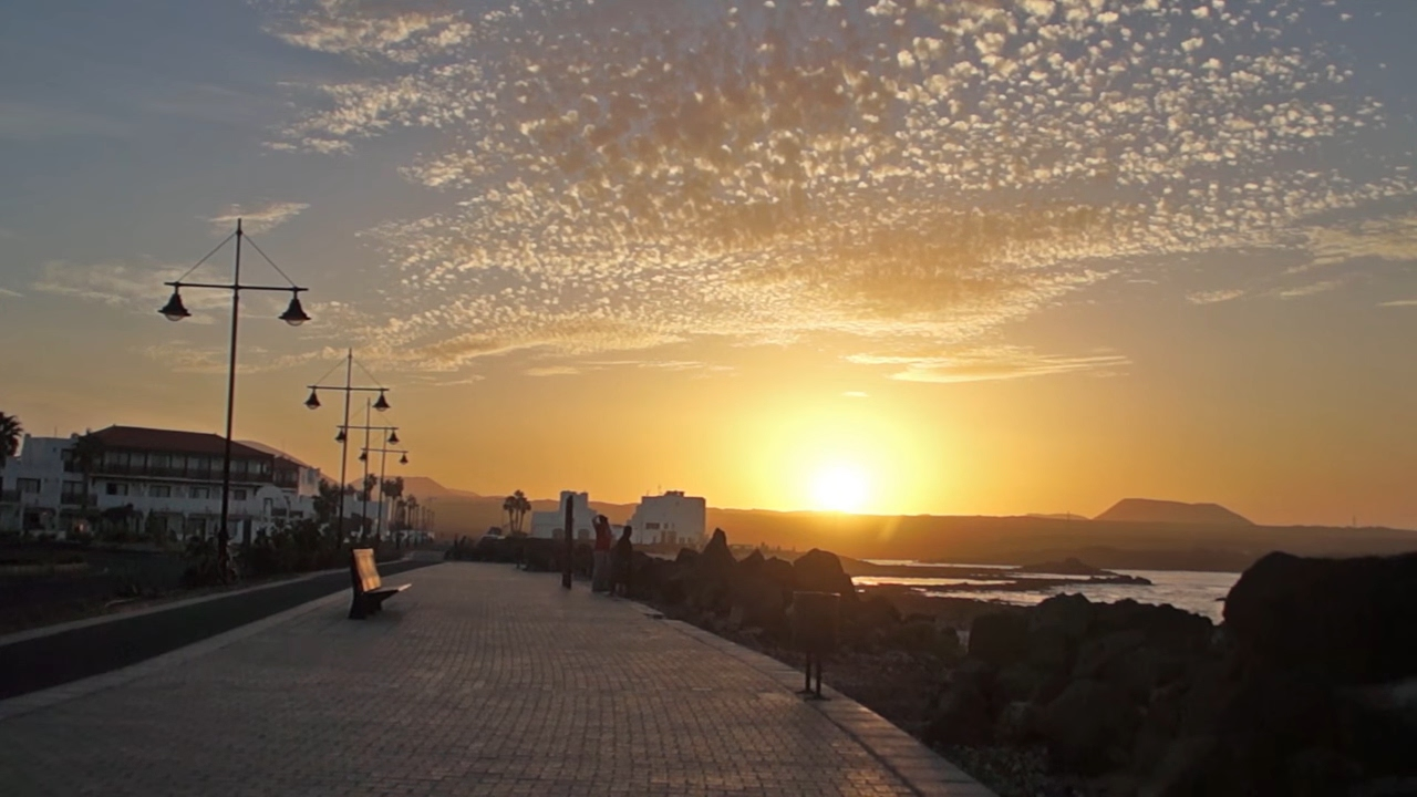 Feel Fuerteventura. 10 seconds of pleasure.