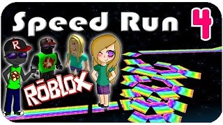 ROBLOX: SPEED RUN! WITH AYKATICOS! Part 1