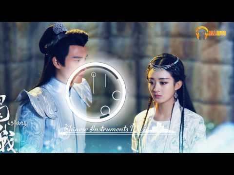 Sad Chinese Instrumental Music 🎧 Bamboo Flute - Erhu - Zither   Music Instrumental (1Hours)