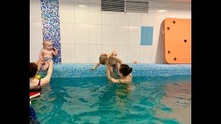 Ныряем с бортика в бассейн -Обучение плаванию в бассейне в Минске для детей (Курсы,Секция,занятия)