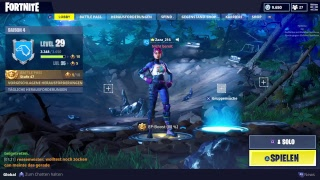 FORTNITE NACHTSTREAM ! NEUER BATTLE PASS ! - 16500Kills+ / 643Wins+ German/Deutsch