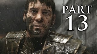 Ryse Son of Rome Gameplay Walkthrough Part 13 - Along the Canal (XBOX ONE)