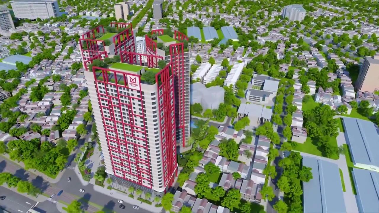 Chung cư Cao cấp Imperial Plaza 360 Giải Phóng- Video 3D Tổng thể