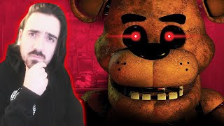 REACCIONO A La Historia Completa de FNAF SILVER EYES El LIBRO EN VIDEO |  Five Nights at Freddy´s