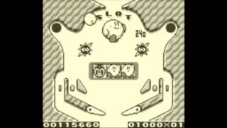 Kirby's Pinball Land (3DS) DIGITAL