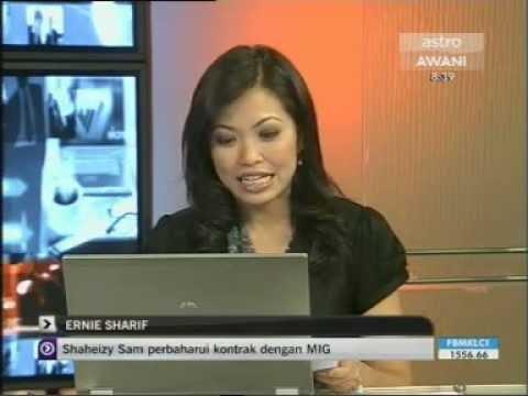 Wake Up Call Malaysia Interview on Agenda Awani