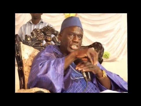 Panel Gamou Union Grand-Dakar: Serigne Bachir Ngom
