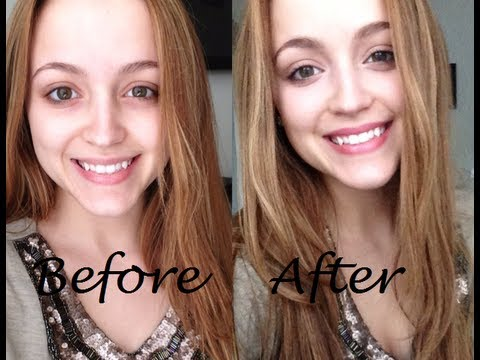 How to look Natural With Makeup