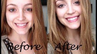 """My """"NO MAKEUP"""" Makeup Look - How to look natural with makeup on!"""