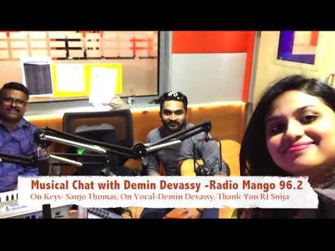 A Musical Chat with Demin Devassy- Radio Mango 96.2 UAE