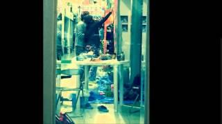 2014/11/8 福井市新栄商店街 ポルカドット(ペインターユタ&イラストレ...