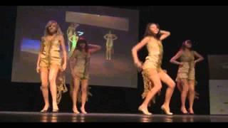 [Kpop LatinoAmérica] Black Out! - Madonna - Secret(시크릿) Dance Cover