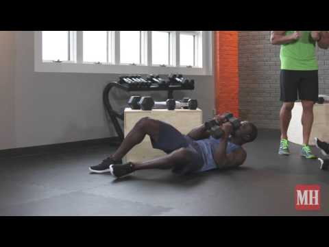 Chest & Triceps Superset
