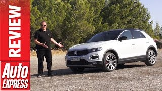 New VW T-Roc review - can Volkswagen conquer the small SUV class?